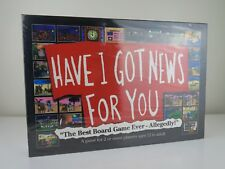 Brand New - Have I Got News For You Board Game - Family Fun Hat Trick