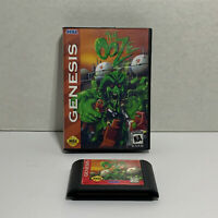 The Ooze (Sega Genesis, 1995) IN BOX! TESTED & CLEANED!