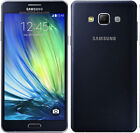 Black Original Samsung Galaxy A7 Duos SM-A7000 16GB (Unlocked) Smartphone 13MP