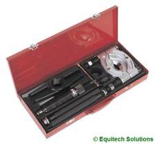 Sealey Tools PS980 Bearing Separator Puller Set 75-105mm 10 Ton Hydraulic Ram