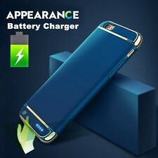 Battery External Power Bank Charger Case Charging Cover For iPhone 6 6s 7 Plus