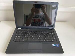 Compaq Presario CQ56 - 250GIG SSD 4GB - WebCam - Windows 10. Boots Up 20 Secs.