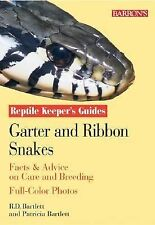 Barron's Garter and Ribbon Snakes - Reptile Keeper's Guides - Facts & Advice