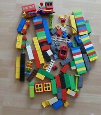 LEGO® Duplo großes  Konvolut  Schiebelok Bausteine Figuren Tiere