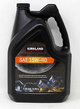 Kirkland Signature Heavy-Duty Diesel Sae15W-40 Engine Oil Api Ck-4/Sn, 1 Gallon