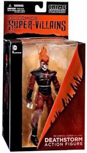 DC Super Villains Crime Syndicate Forever Evil Deathstorm Action Figure - New