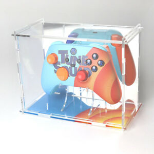 Xbox Series X Space Jam Tune Squad Acrylic Dual Controller Stand & Display Case