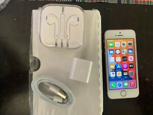 Apple iPhone SE - 16GB - Gold (Unlocked) A1662 (CDMA   GSM)