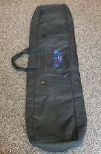 Snow Jam Padded Travel black Ski Snowboard Bag 175 cm / 69 Inches