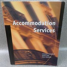 Accommodation Services 2001 Book - Pearson Education - First Edition Soft Cover