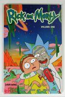 Rick and Morty Volume 1 Gorman Cannon Oni Press Comics