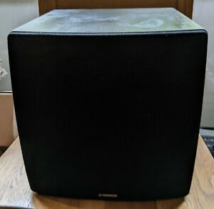 Yamaha NS-SW280 Powered Active Subwoofer 45W