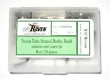 Slash, Stamped, Rustler, Bandit stainless steel screw kit