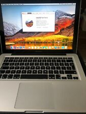 "Macbook Pro Mid 2010 13"" A1278, 2.4GHz Core 2 Duo, 250GB SSD, 4GB RAM, Mouse"
