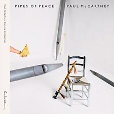 Paul McCartney Pipes Of Peace 2-disc CD NEW featuriing Michael Jackson
