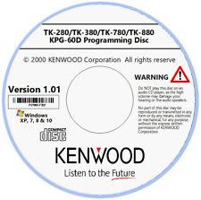 Kenwood KPG-60D Software Version 1.01 for TK-280/380/780/880 Radios