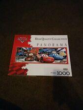 1000 Piece Disney Pixar Cars Panorama Jigsaw Puzzle