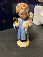 New ListingHummel Goebel Vintage Figurine Shepard With Lamb Hj 32 Mint Tmk2
