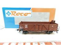 BF284-0,5# Roco H0/DC 46090 Hochbordwagen/Güterwagen DB NEM, NEUW+OVP