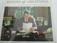 IMAGES OF GREATNESS PRESIDENCY OF RONALD REAGAN COLLECTIBLE FREE SHIPPING USA