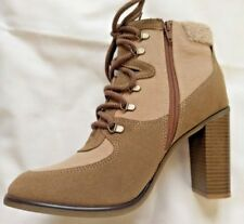 Marks and Spencer High (3-4.5 in.) Patternless Boots for Women