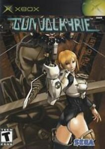 Gunvalkyrie (Microsoft Xbox, 2002) Factory New and Sealed