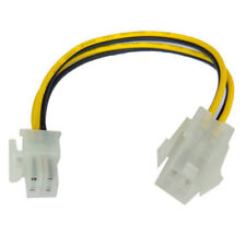 4Pin CPU Power Supply Extension Cord Cable Desktop 4 Pin 4P ATX Male to Female