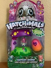 SPIN MASTER HATCHIMALS COLLEGGTIBLES HATCHY HOMES LIGHT UP NEST COLLECTIBLE