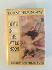 Hemingway, Death In The Afternoon, Scribner's First Printing