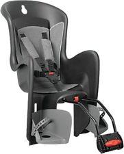 Polisport Kindersitz Bilby QST schwarz grau