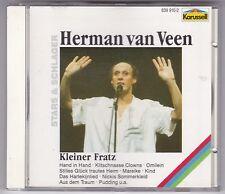Herman van Veen-Petite Frimousse CD ALBUM Carrousel West Germany alt RAR!