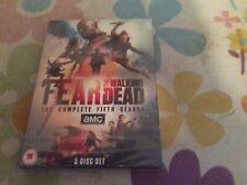 Fear the walking dead season 5 dvd Reg 2 UK