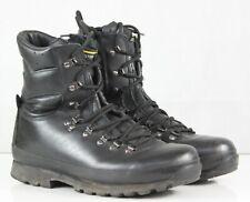 More details for genuine surplus british forces altberg black defender boots all leather grade 1