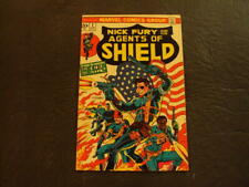 Nick Fury And His Agents Of Shield #2 Apr '73 Bronze Age Marvel Comics ID:53529