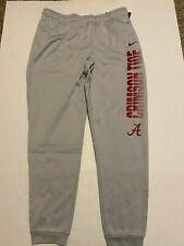 Alabama Crimson Tide Nike Tapered 2019  Men's Size: XL NWT Sweatpants