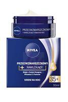 Anti Wrinkle Moisture 35+ by Nivea Night Cream 50ml