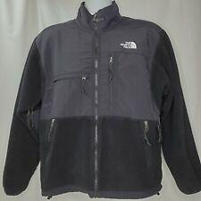The North Face Denali Jacket Black Fleece Windbreaker Coat Size Mens Small