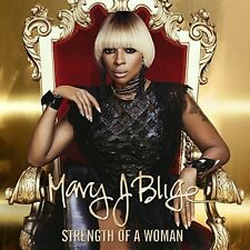 Mary Blige J - Strength Of A Woman [New CD] Clean