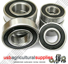 4 x NEW CUTTER DECK BEARINGS - COUNTAX WESTWOOD Ride On Mowers 1180 - NEXT DAY