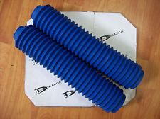 Coppia soffietti forcella blu non originali yamaha XT600 /Tenere