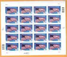 Scott #3508...34 Cent...  Flag Honoring Veterans... Pane of 20