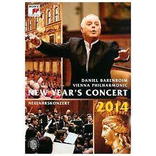 Neujahrskonzert 2014 / New Year's Concert 2014, New DVDs
