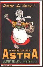 Margarine Astra. J. Motte & Cie à Yvetot. #1