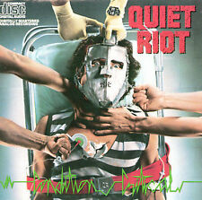 """Quiet Riot """"Condition Critical"""" CD Melodic Heavy Metal"""