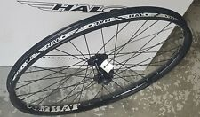 "Halo COMBAT Disc (Front) Wheel (26"") Quick Release QR Mountain Bike (BLACK) NEW"