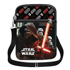 Disney STAR WARS EpisodeVII-Tablet/Shoulder Bag for boys-Size approx:18x22.5x4cm