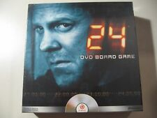 24 (DVD Board Game, Brand New and Sealed