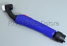 WP 26 WP-26F TIG Welding Torch Head Body Flexible Euro style  200Amp Air-Cooled