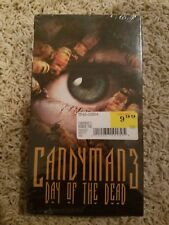 VHS - Candyman 3 Day of the Dead 1999 - Horror