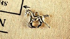 Horse charms 10 antique silver vintage style pendant charm jewellery supplies